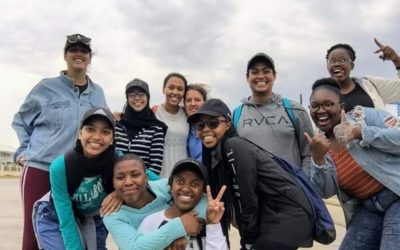 Youth of Africa Making Waves to Fight Plastic Pollution